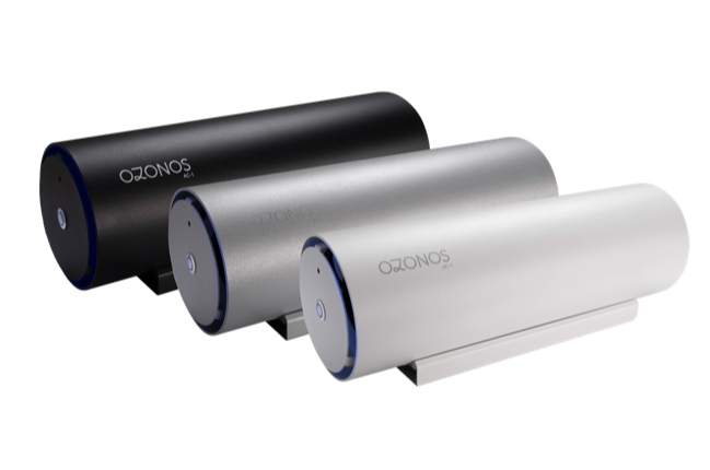 Ozonos air cleaners