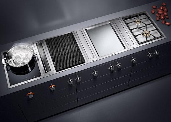 Gaggenau kitchen appliances