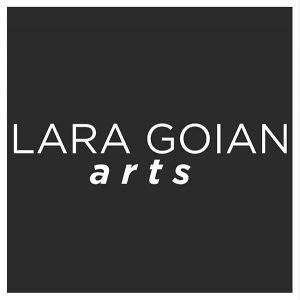 Lara Goian arts logo