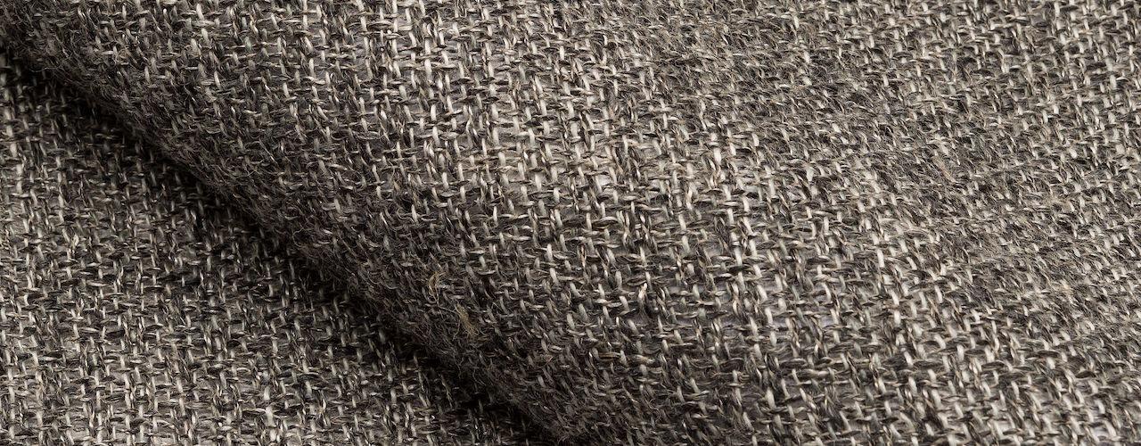 Fine fabric grey