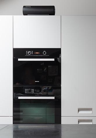 Ozonos Air purifier kitchen