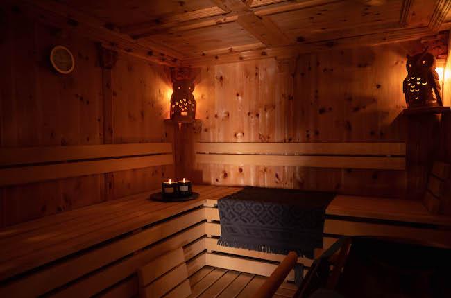 Pine Sauna